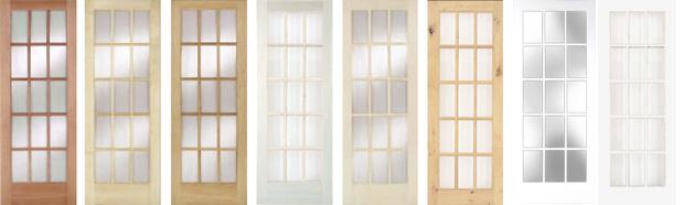 Ahp Glass Panel Doors